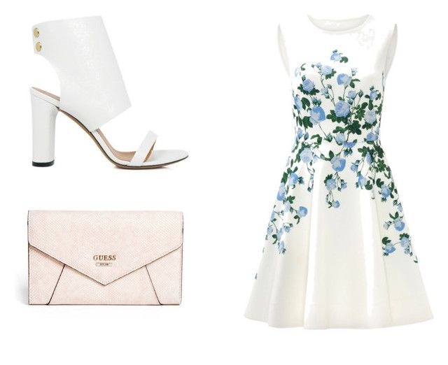 """""""Style in one outfit"""" by moniquitarivero on Polyvore featuring moda, ERIN Erin Fetherston, IRO y GUESS"""