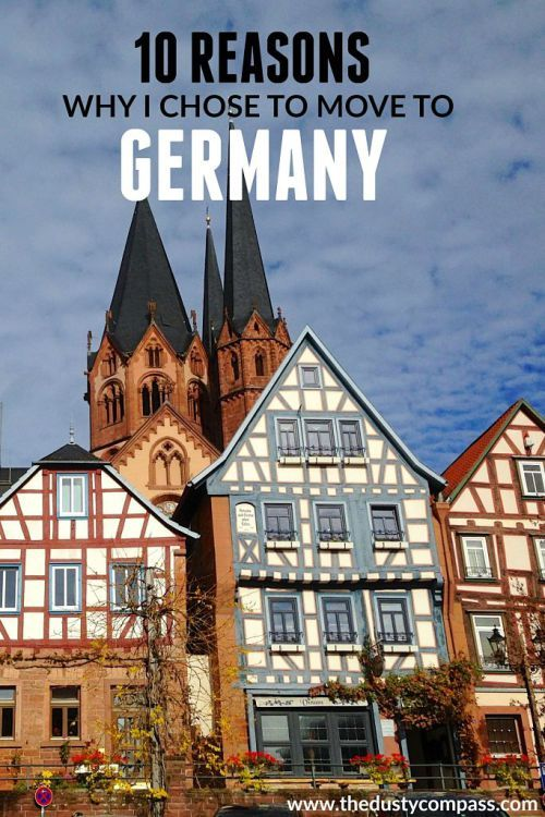 10 Reasons Why I Chose to Move to Germany - The Dusty Compass