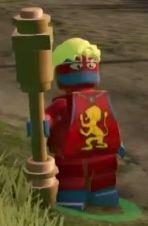 Brian BRADDOCK (LIONHEART) | Earth 13122 | Lego Marvel SUPER HEROES