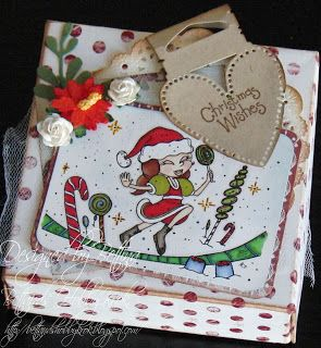 Box. Stamping boutique