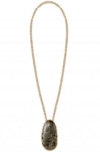 LEONA PENDANT NECKLACE  As Seen in Lucky Magazine  $108.00  item # N228