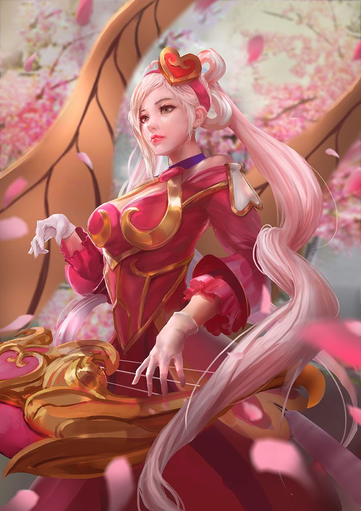 89 Best Sona Images On Pinterest  League Legends, Anime -6295