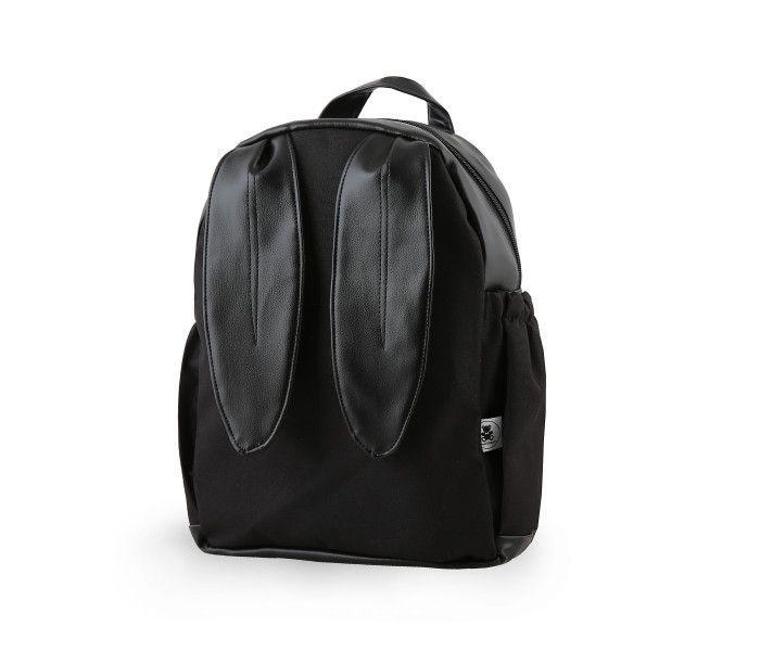 Black Bunny Ears Backpack