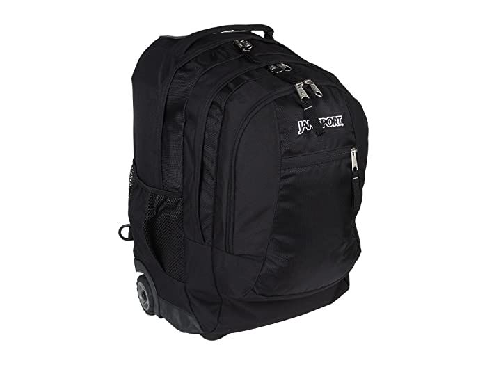 Jansport Driver 8 Wheeled Laptop Backpack Ebags Com Jansport Laptop Backpack Backpacks