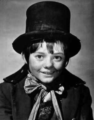 """Jack Wild, shown in his role as the Artful Dodger in the 1968 film """"Oliver!,"""" has died from cancer at the age of 53"""