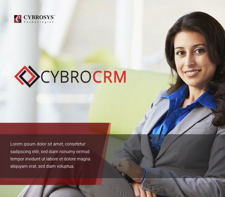 CybroCRM software solutions will empower your company to optimize business operations and gain a long-term competitive advantage in the market