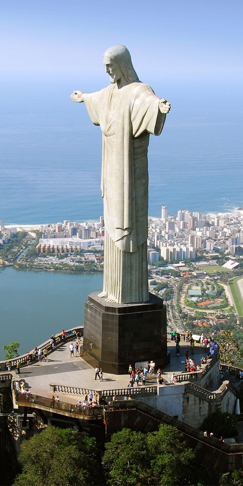 Cristo Redentor - Rio de Janeiro, RJ, Brasil