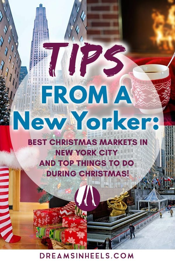 Christmas Markets In Nyc 2020 Best Christmas Markets in New York City 2020 by a New Yorker   Nyc
