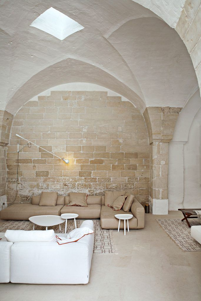 Dreamy Converted Italian 17th Century Oil Mill