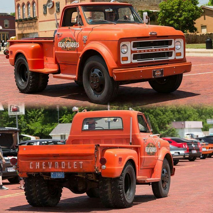 35 Best International 4700 Custom Pickup Conversion Images