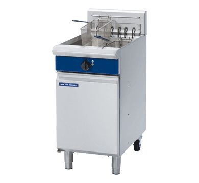 Blue Seal Evolution Series E43 - 450mm Electric Fryer