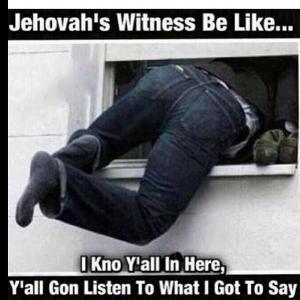 Jehovah Witness Jokes | Kappit