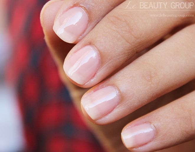 Short Clear Gel Nails:  broadway+nails+real+life+brush