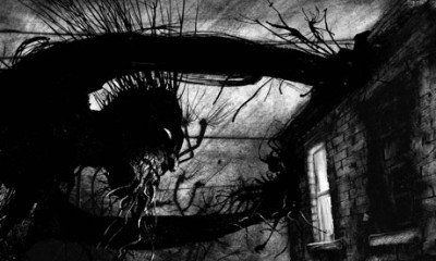 Illustration from A Monster Calls