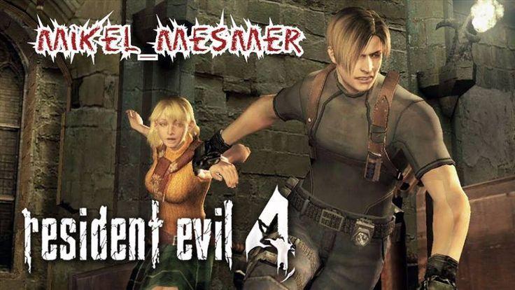 Прохождение легендарной Resident Evil 4
