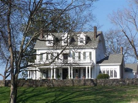 57 best dutch colonial homes images on pinterest dutch for Colonial house addition