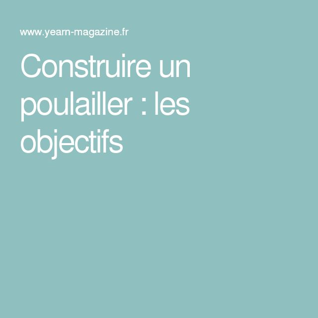25 best ideas about construire un poulailler on pinterest - Construire un cache poubelle ...