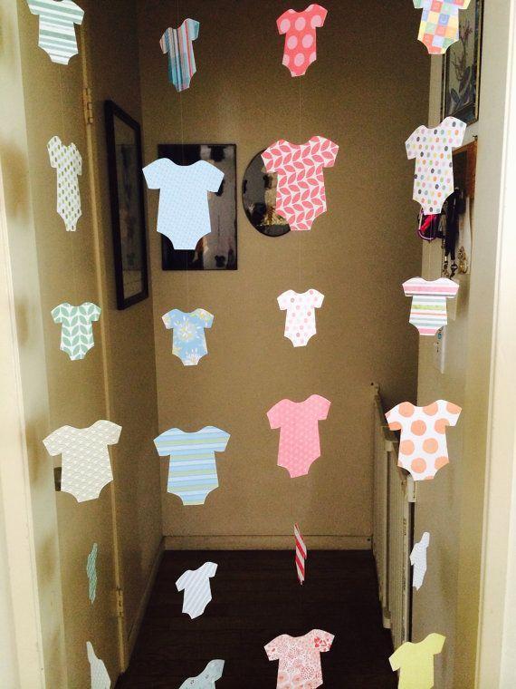 Decoración de la ducha del bebé Bienvenido a por MadeWithLoveByAni                                                                                                                                                                                 Más