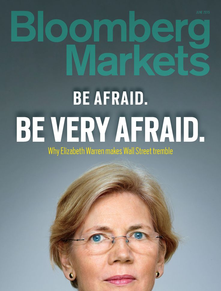 Why Elizabeth Warren Makes Wall Street Tremble - Bloomberg Business