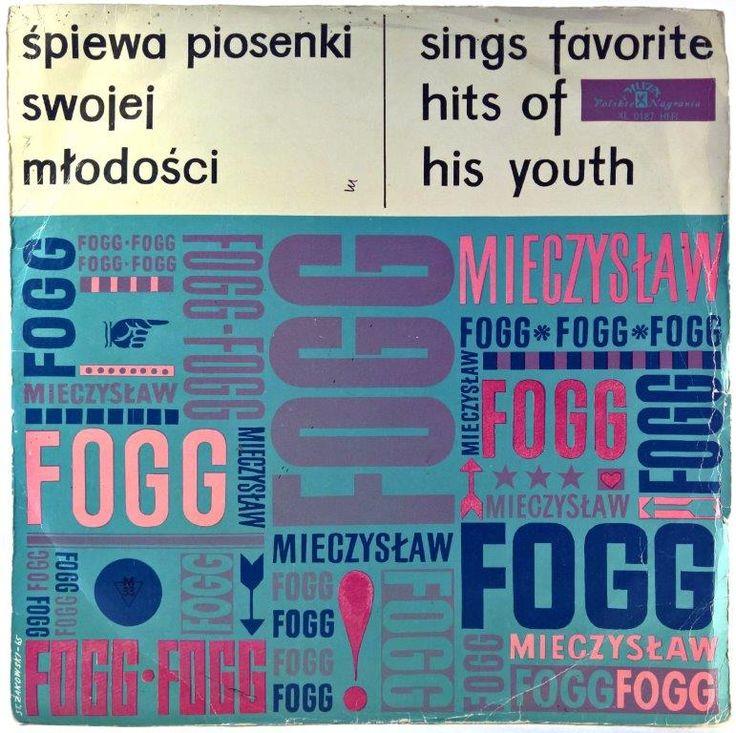 Mieczysław Fogg - Śpiewa Piosenki Swojej Młodości