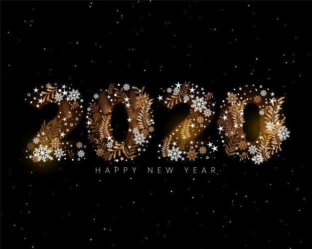 Download Happy New Year 2020 Creative Decorative Wallpaper For Free Happy New Year Wallpaper New Year Wallpaper Happy New Year Design