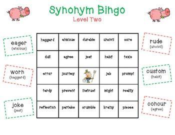 Traditional Synonym