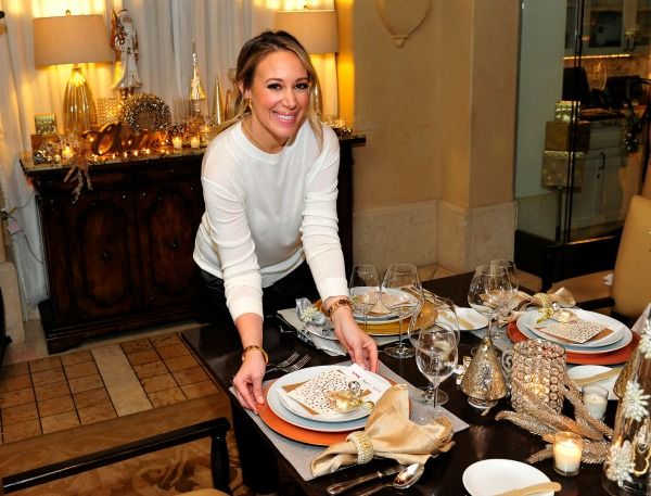 Bringing Back the Holidays With Haylie Duff