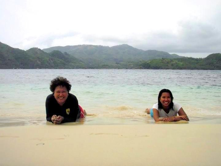 Sea Nymphs of Waniban Island, Mati :)