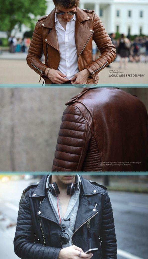 Boda Skins Leather Jackets
