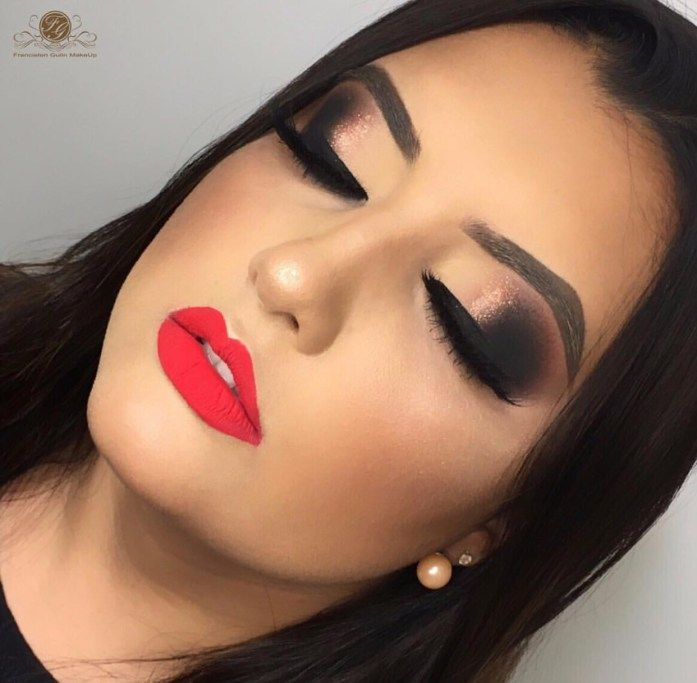 17 Valentines Day Makeup Look Ideas Valentines Day Makeup Day