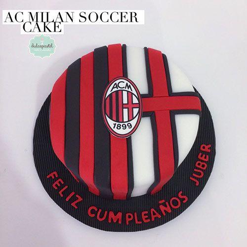 Torta del Milan en Medellín by Dulcepastel.com - AC Milan cake by Dulcepastel.com #acmilan #milan #soccer #acmilansoccercake #milansoccer #tortadelmilan #milancake @acmilan #tortasmedellin #tortaspersonalizadas #tortastematicas #cupcakesmedellin #tortasartisticas #tortasporencargo #tortasenvigado #reposteriamedellin #reposteriaenvigado #redvelvet #redvelvetcake