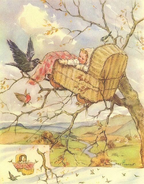 Illustration by Margaret Tarrant.