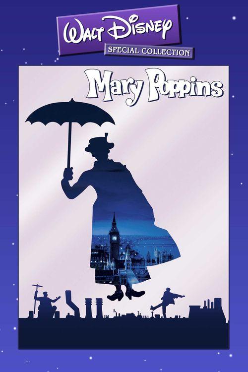 Mary Poppins 【 FuII • Movie • Streaming