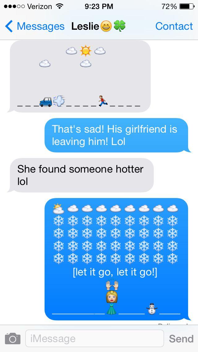 Emoji art funny