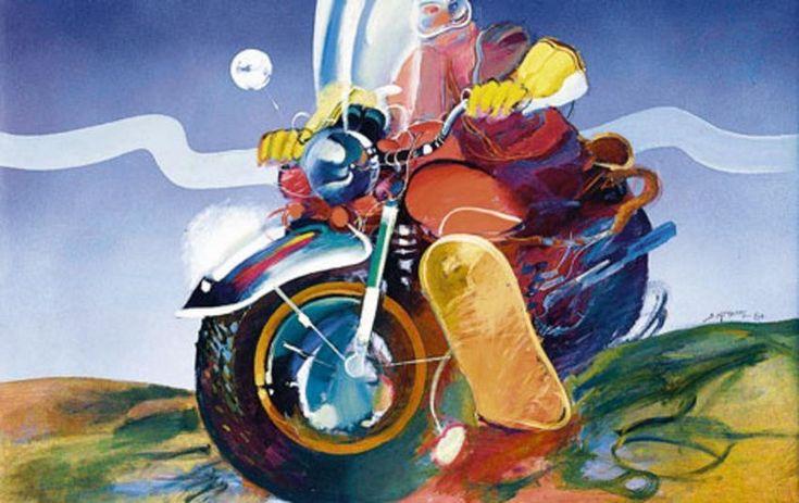 Μοτοσικλετιστής