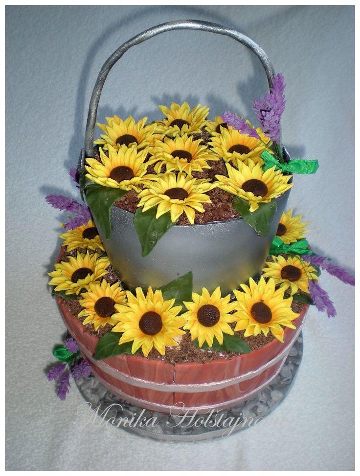 se slunečnicemi
