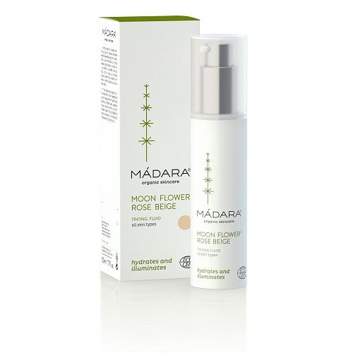 Madara – Moon Flower Rose Beige – fluid nuantator (50ml)