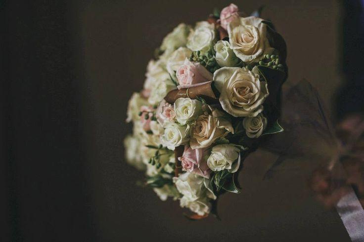 vintage roses, bridesmaids
