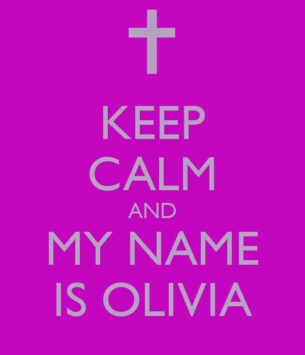141 Best Images About Olivia On Pinterest