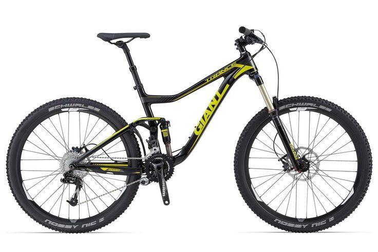 """27.5"""" Mountain Bikes : Giant Trance Advanced 2"""