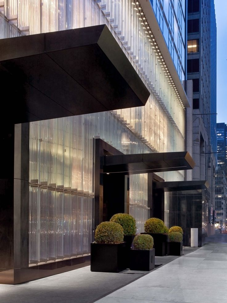 Inside The New Baccarat Hotel U0026 Residences New York : Architectural Digest