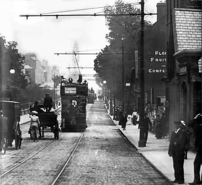 Rathmines, Old Dublin