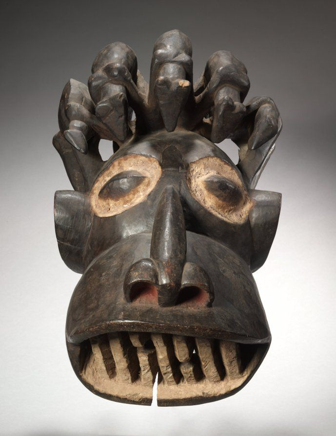 Helmet Mask | Page 2 | Cleveland Museum of Art