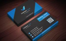 design Creative and Professional double sided Business Card
