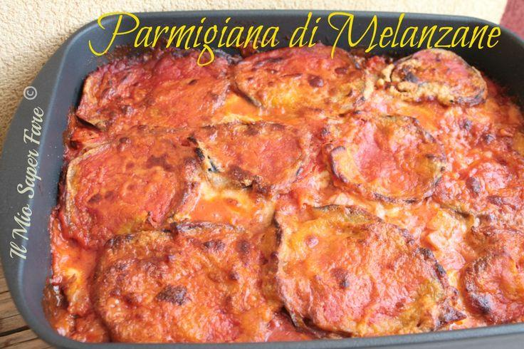 Parmigiana di Melanzane fritte in pastella