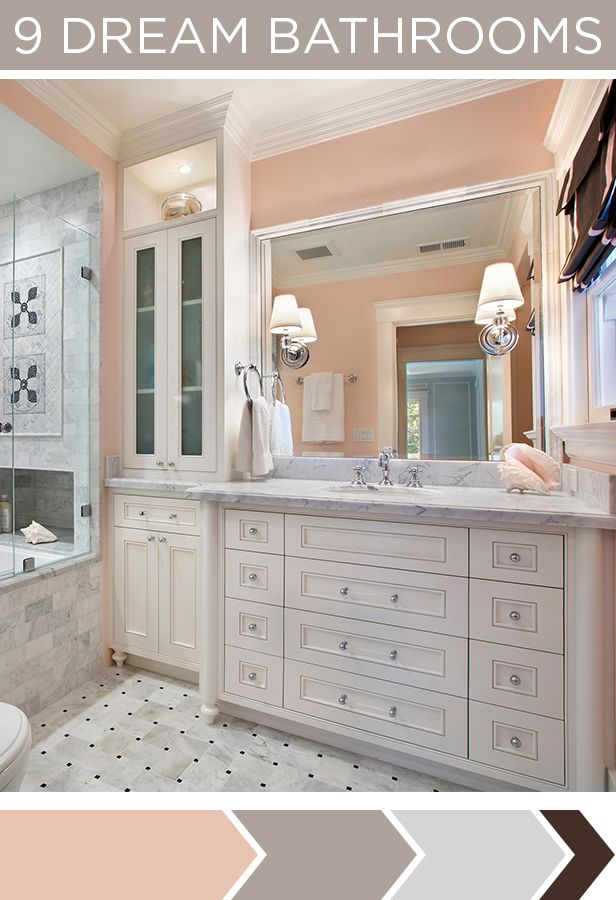 233 besten hgtv bathrooms bilder auf pinterest badezimmerideen badezimmer und gro e badezimmer. Black Bedroom Furniture Sets. Home Design Ideas