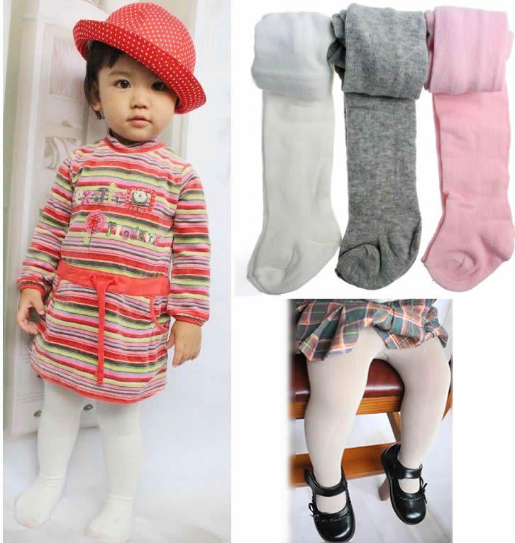 Европейский экспорт ребенка колготки леггинсы брюки детские хлопчатобумажные носки даже новорожденные младенцы чулки 5001- Taobao