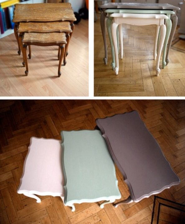 Beautiful upcycled coffee tables #coffee #table #upcycle