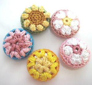 アミアミ♪くるみボタンの作り方 編み物 編み物・手芸・ソーイング アトリエ
