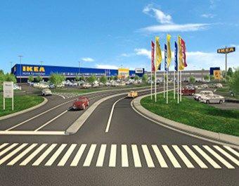 IKEA Taps Linkous Construction for 2nd VA Location